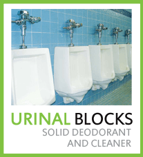 urinal blocks