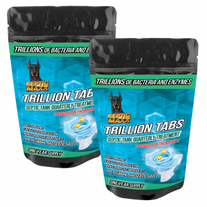 Trillion 2 year supply